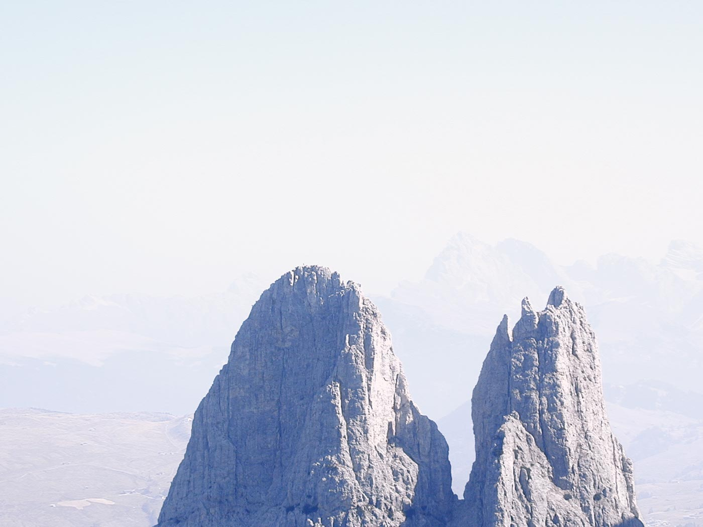The Dolomites, a UNESCO Natural World Heritage